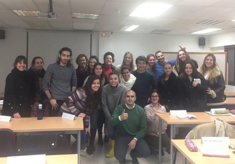 Vuelta a las clases en EIP Madrid: Titulación Superior y Máster en Protocolo