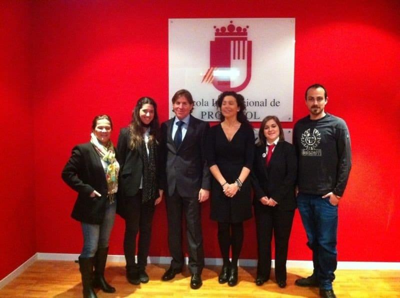 Conferencia en EIP Barcelona sobre seguridad en eventos con Mossos d´Esquadra