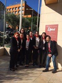 Prácticas en el Congreso Internacional de Oftalmología Pediátrica en EIP Barcelona