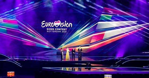 Imagen de la apertura de la primera Semi-Final. Fuente: EBU / THOMAS HANSES