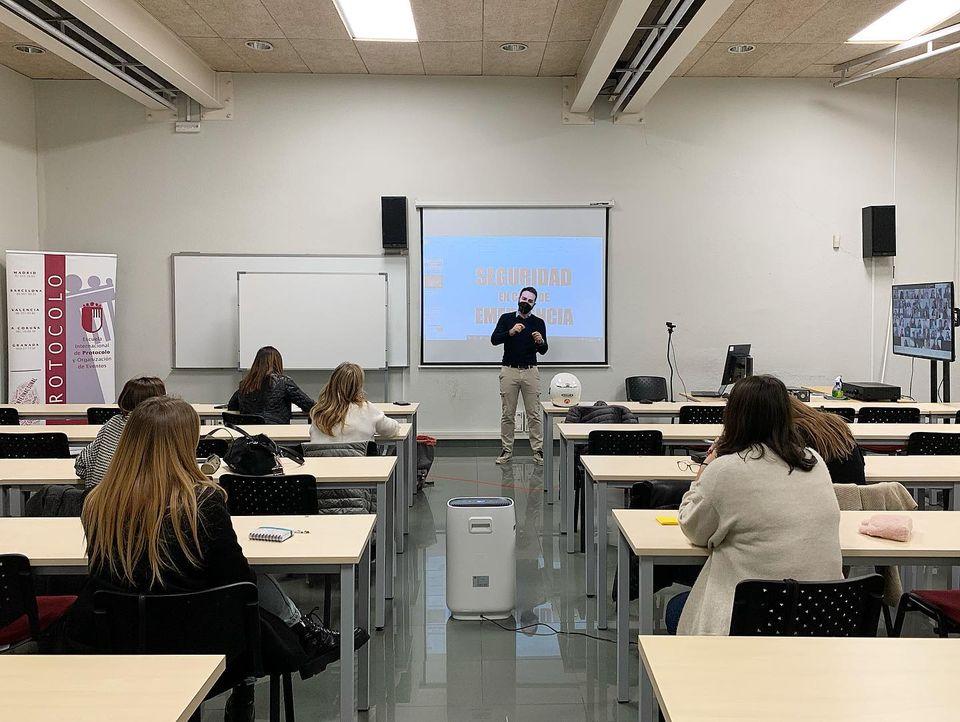 Alejandro Soldevila en EIP Barcelona