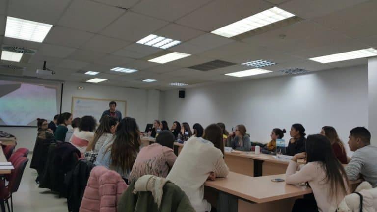 conferencia protocolo eip madrid