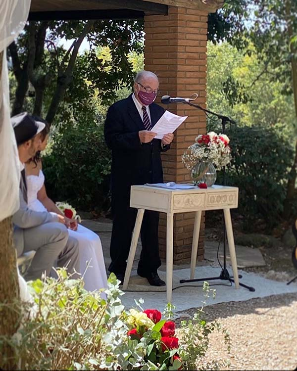 Practicas boda Irene Cacenaves