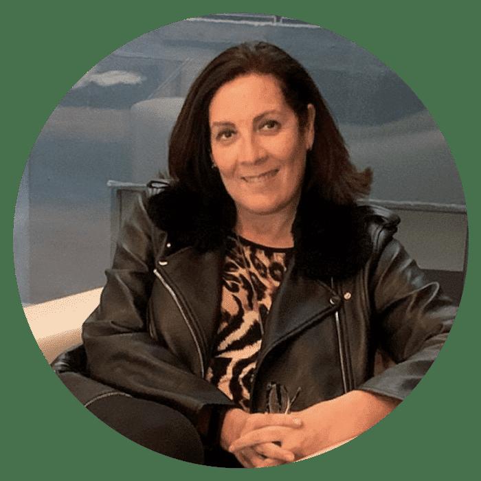 Amparo Barriga. Profesora EIP