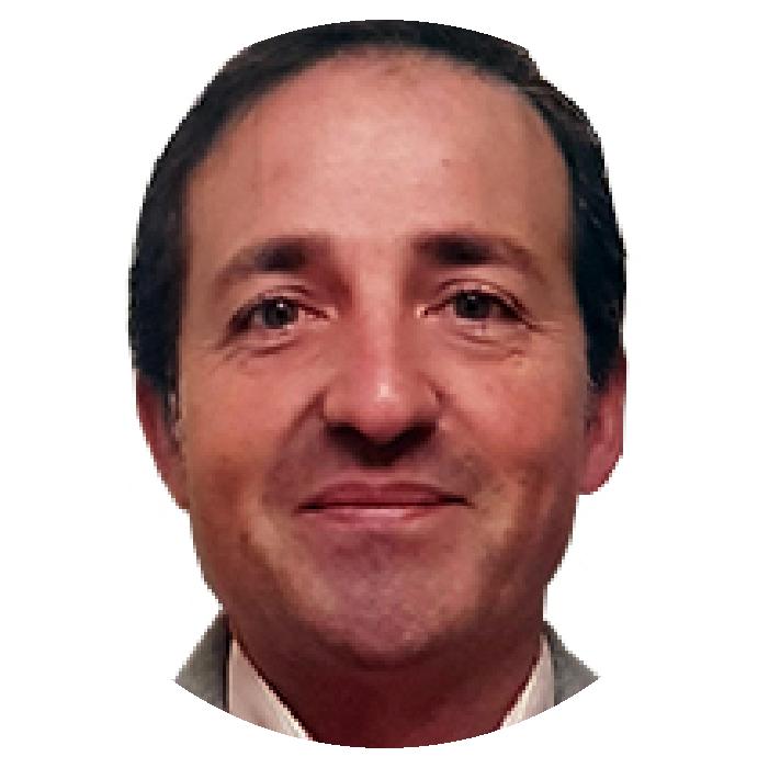 Carlos de la Barrera. CEO Bluebacking