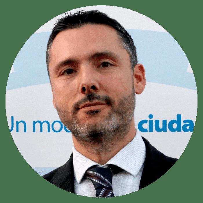 David del Amo. Coordinador de Relaciones Institucionales en Ayuntamiento de Alcobendas