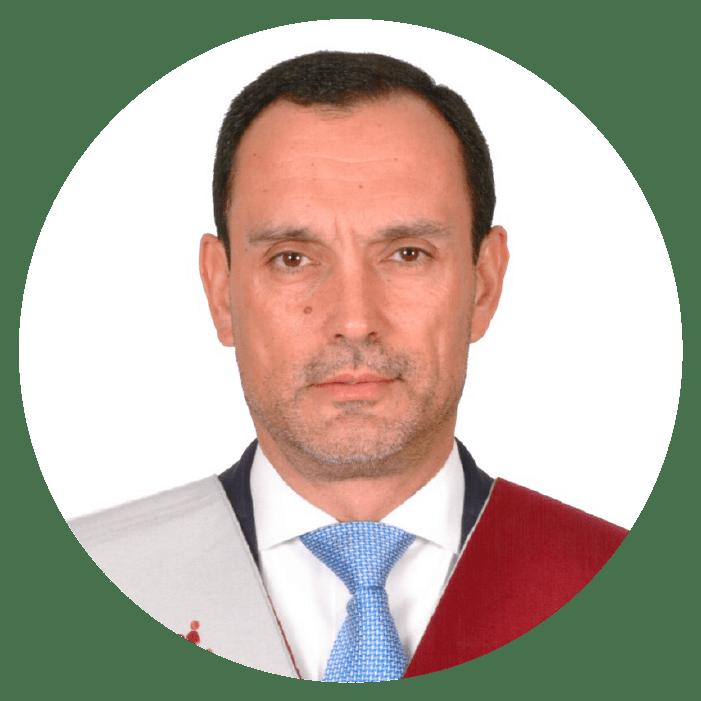 Juan Luis Sierra. Jefe de Protocolo y Relaciones Públicas de la Armada Española