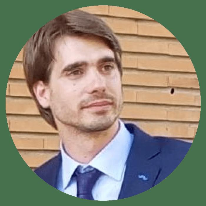 Daniel Rucke. Profesor EIP