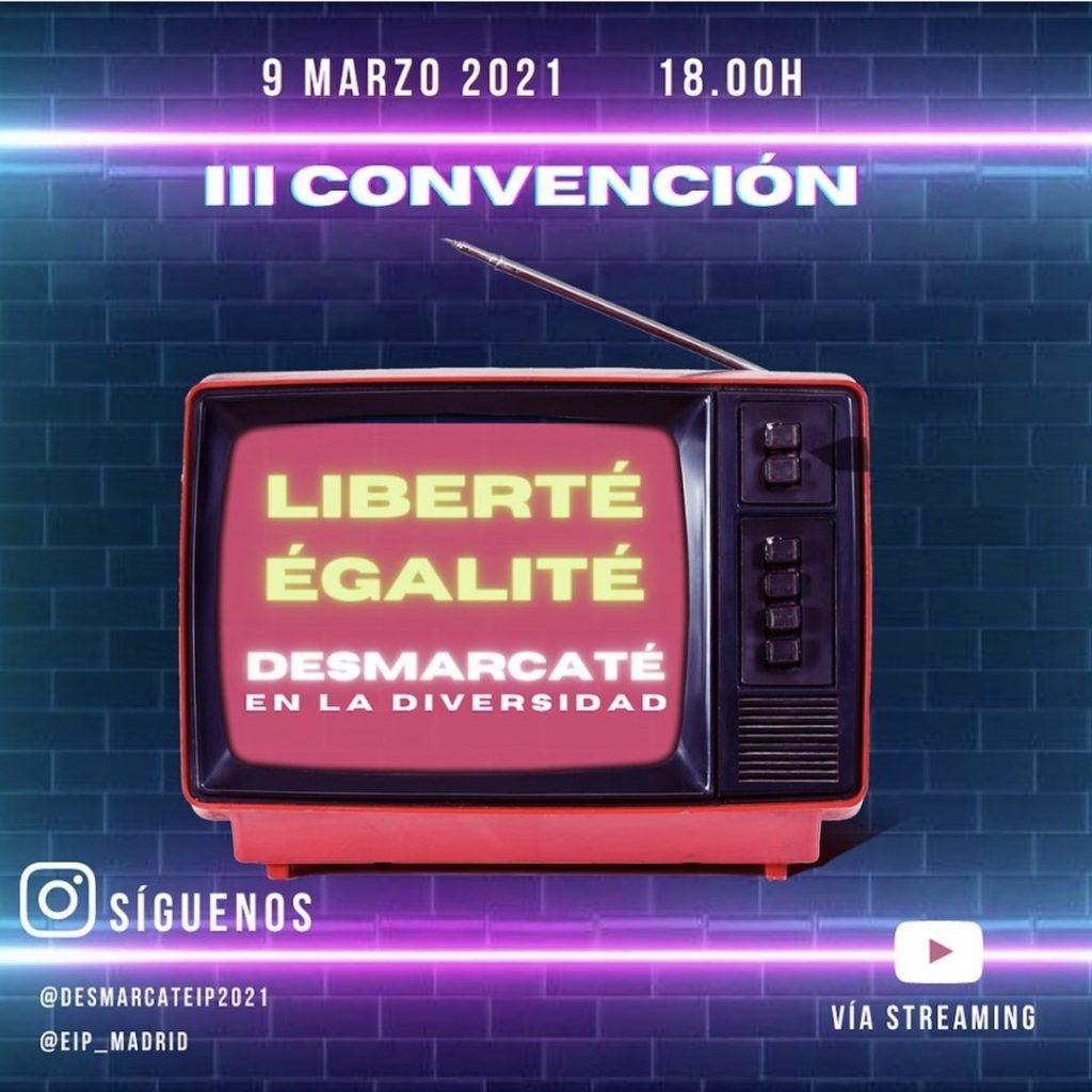 convención desmarcate