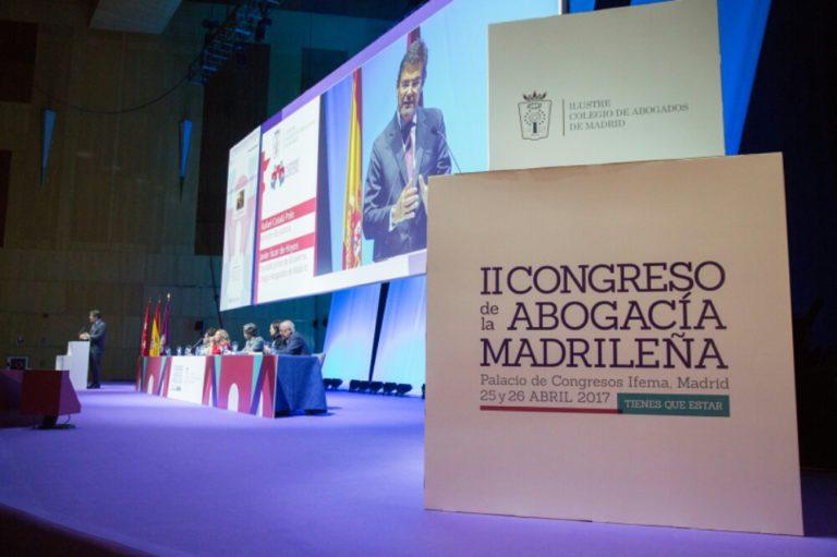 Congreso de la Abogacía Madrileña