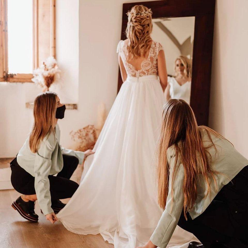 Prácticas Wedding planner