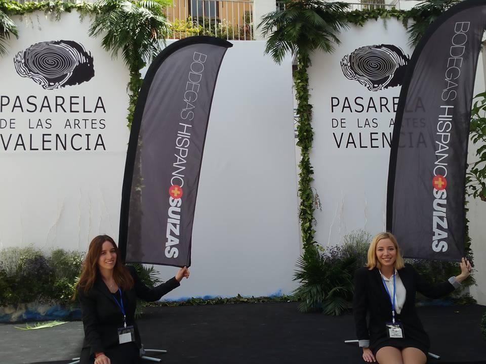 Prácticas en Pasarela de las Artes Valencia
